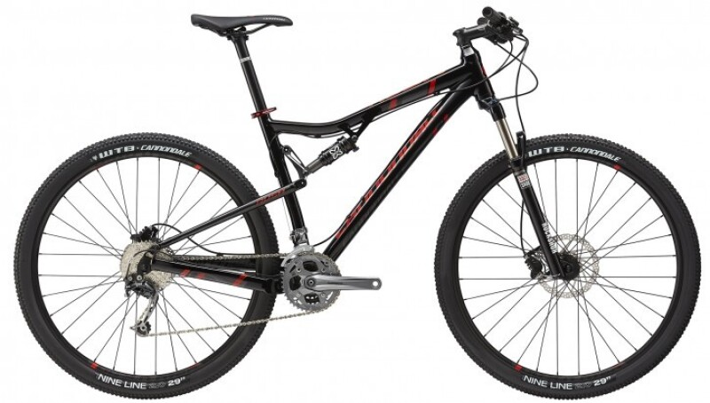 Cannondale Rush 29 3 (2015)