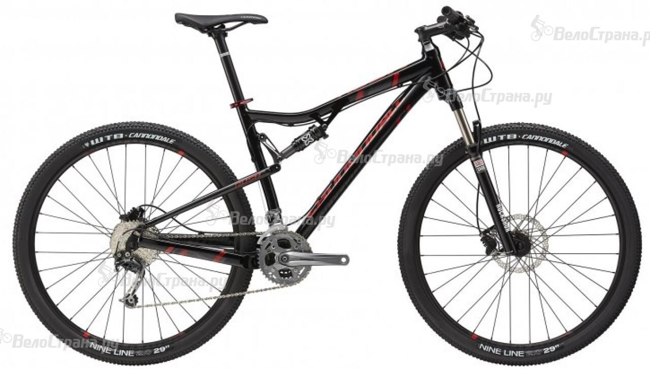 Велосипед Cannondale Rush 29 3 (2015) велосипед velolider rush army 18 ra18 хаки