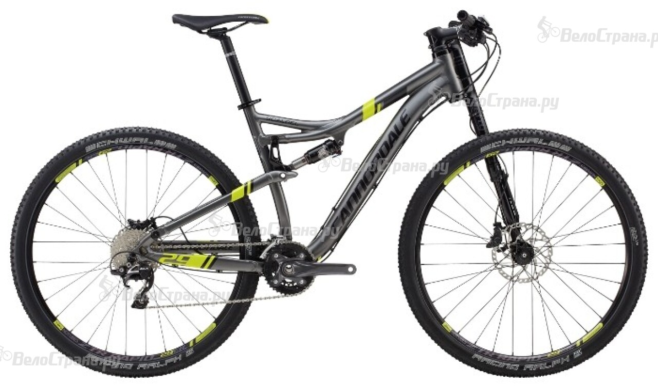 Велосипед Cannondale SCALPEL 29ER 4 (2014) велосипед cannondale scalpel 29 carbon race 2016