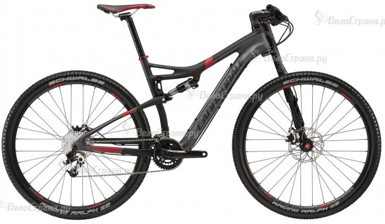 Велосипед Cannondale Scalpel 29 Carbon 3 (2015)