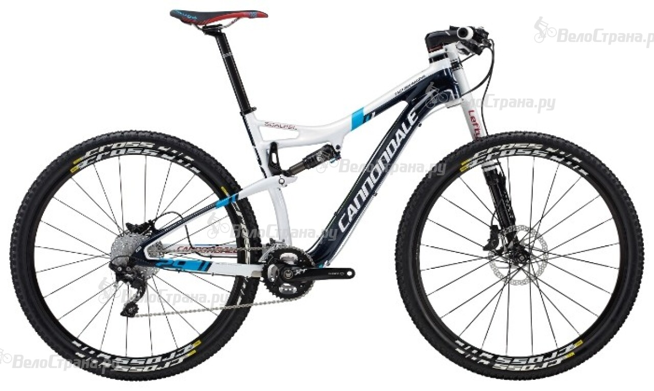 Велосипед Cannondale SCALPEL 29ER CARBON 2 (2014) велосипед cannondale scalpel 29 carbon race 2016