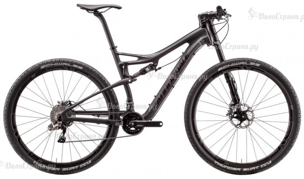 Велосипед Cannondale Scalpel 29 Carbon Black Inc. (2015) велосипед cannondale scalpel 29 carbon race 2016