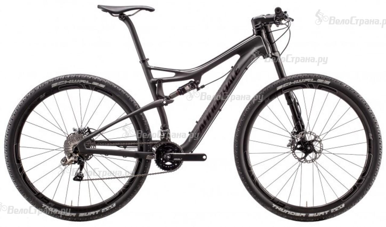 Велосипед Cannondale Scalpel 29 Carbon Black Inc. (2015)