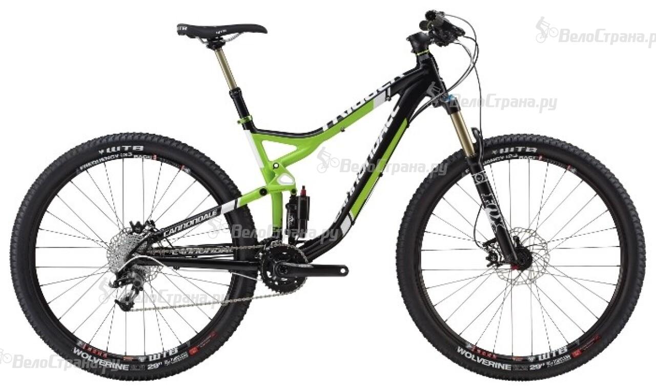 Велосипед Cannondale Trigger 29 3 (2014) trigger man