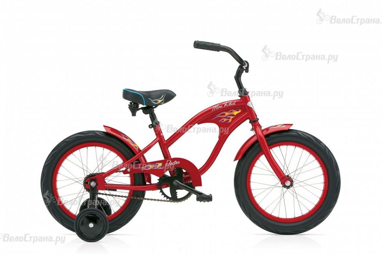 Велосипед Electra Kids Mini Rod 16 (2016)