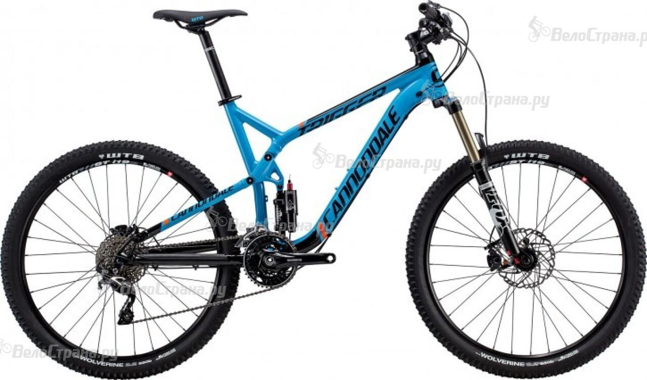 Велосипед Cannondale Trigger 4 (2015)