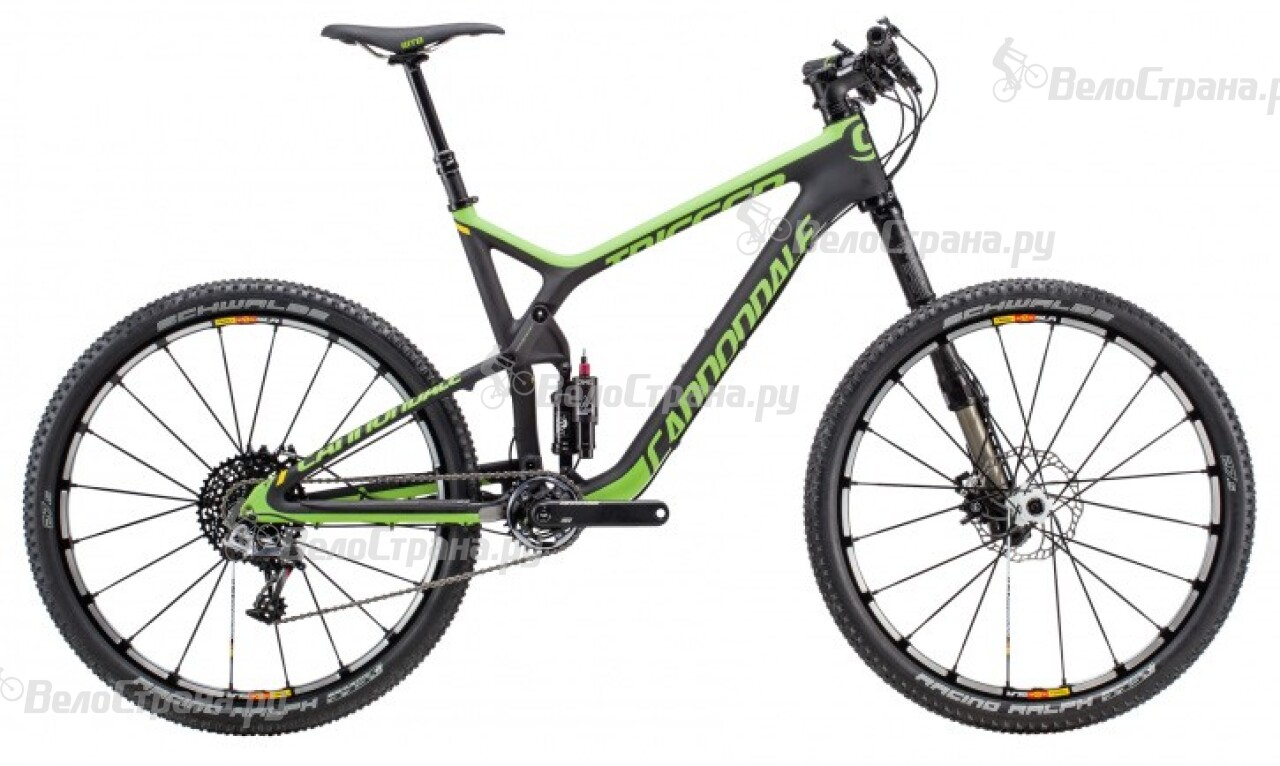 Велосипед Cannondale Trigger Carbon Team (2015)