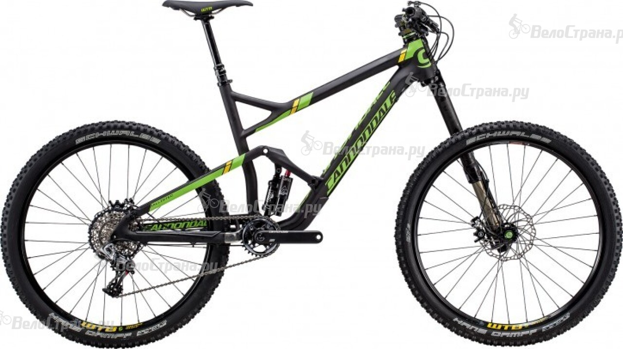Велосипед Cannondale Jekyll Carbon Team (2015)