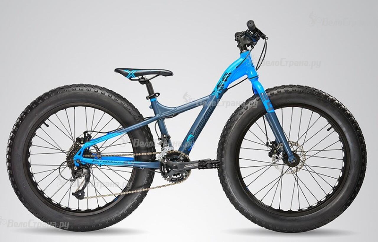 Велосипед Scool XXfat 24 18-S (2015) велосипед scool xxfat 20 9 s 2015