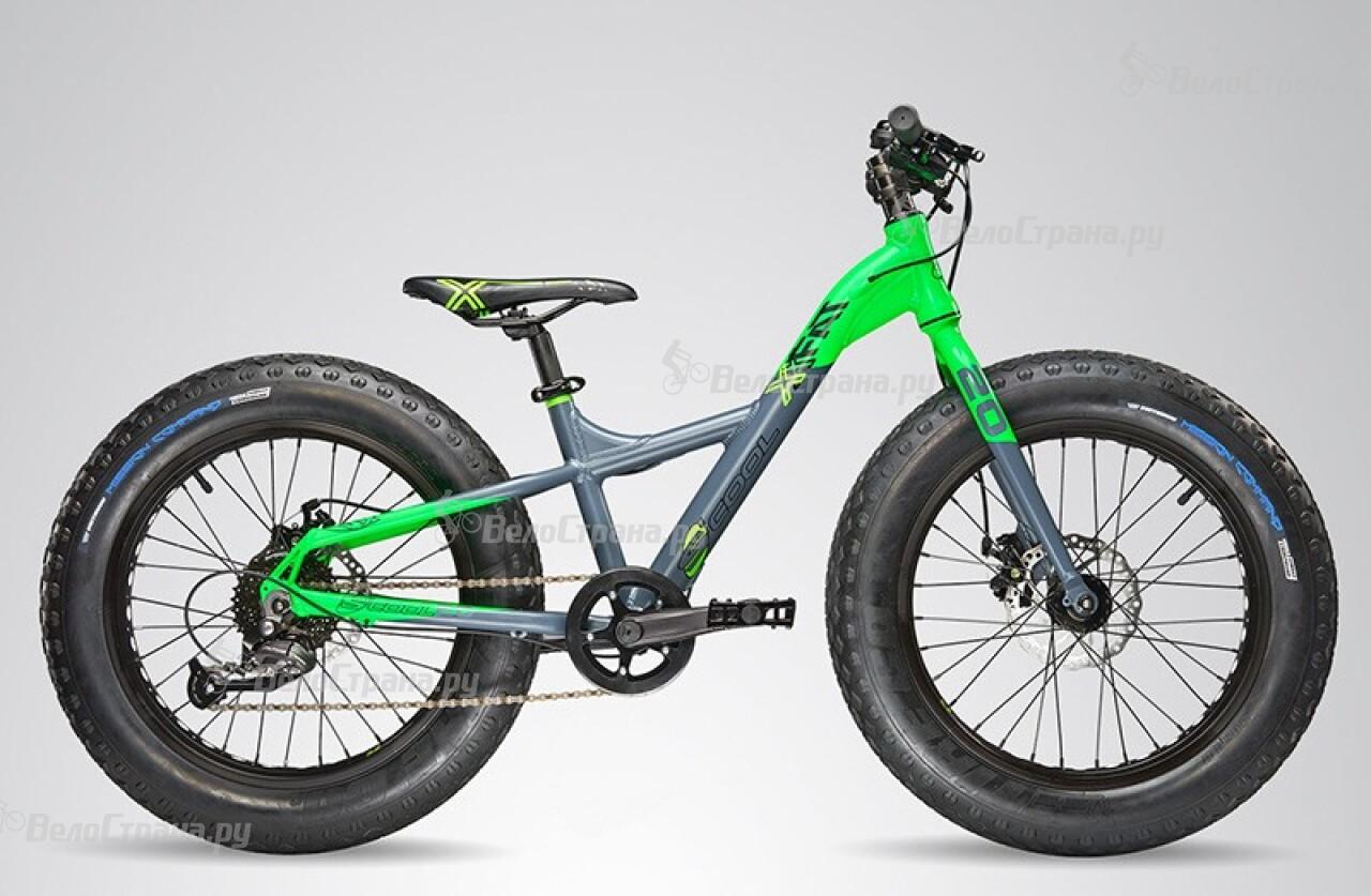 Велосипед Scool XXfat 20 9-S (2015) велосипед scool xxfat 20 9 s 2015