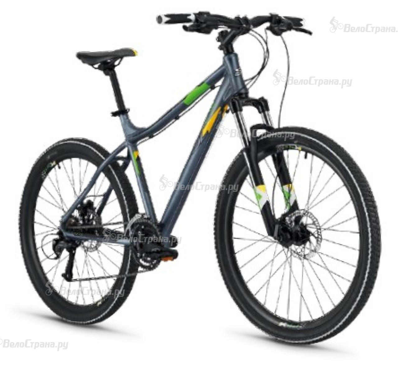 Велосипед Scool troX PRO 26 27S (2014)