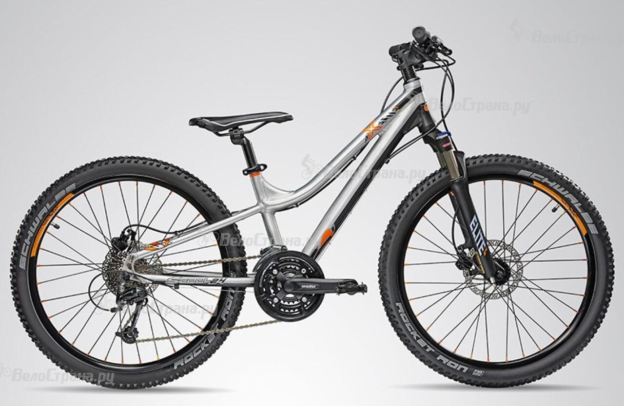 Велосипед Scool troX elite 24 27-S (2015) велосипед scool rennrad 14 elite 2016