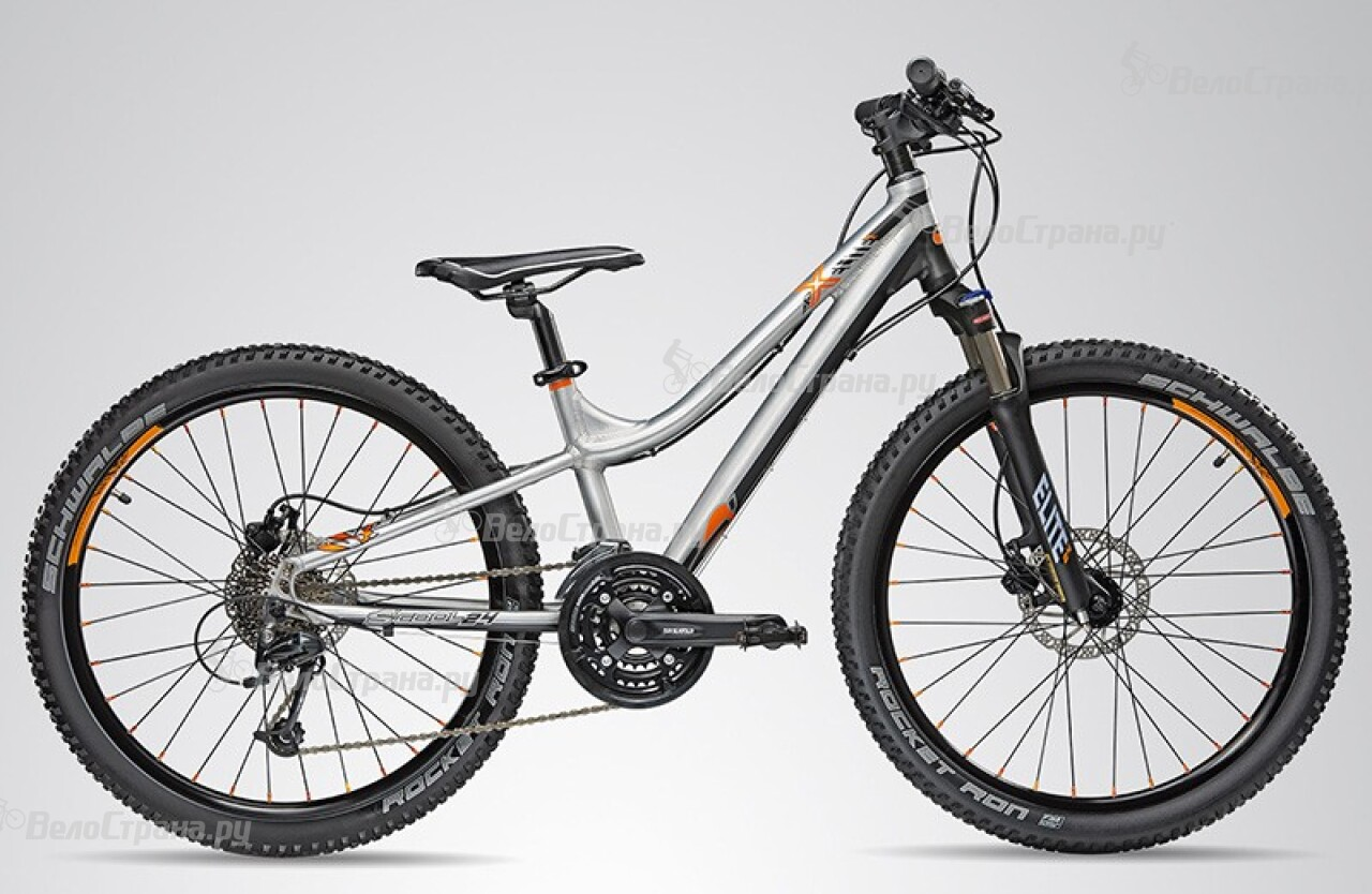 Велосипед Scool troX elite 24 27-S (2015) lacywear s 24 ols