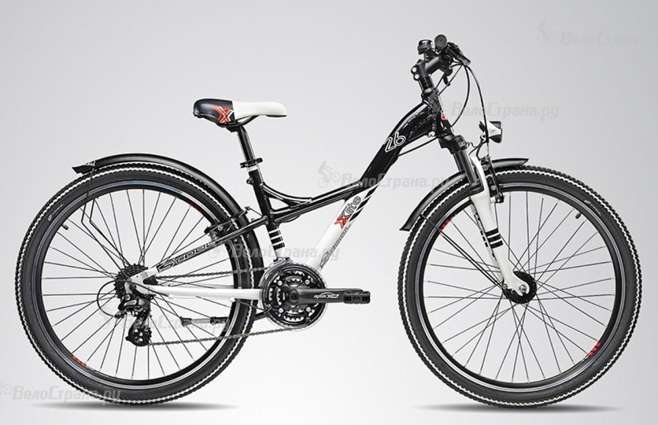 Велосипед Scool XXlite pro 26 24-S (2015)