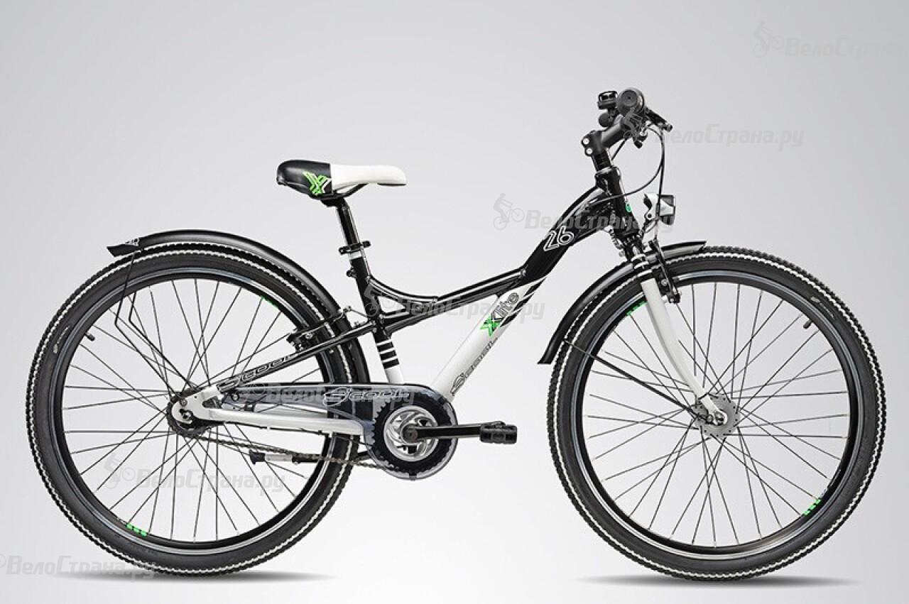 Велосипед Scool XXlite pro 26 7-S (2015) цена
