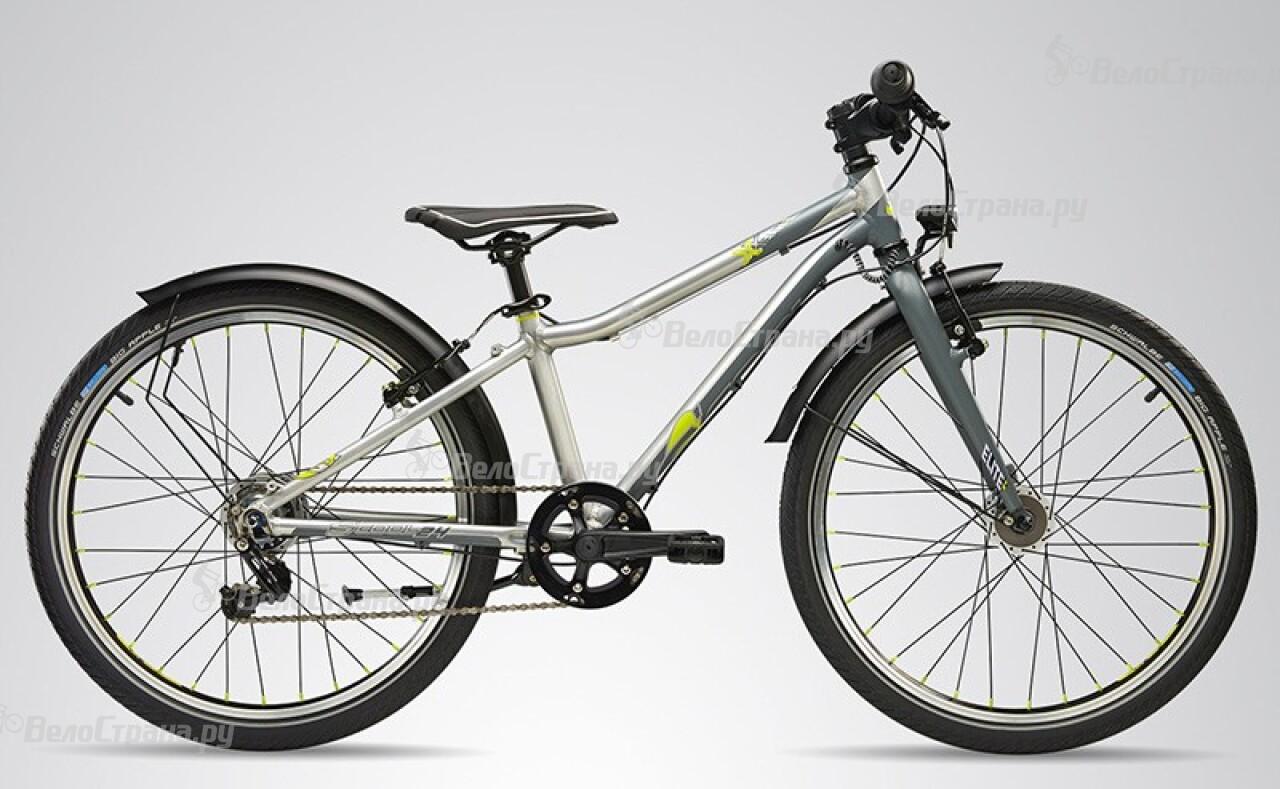 Велосипед Scool XXlite elite 24 8-S (2015) велосипед scool rennrad 14 elite 2016