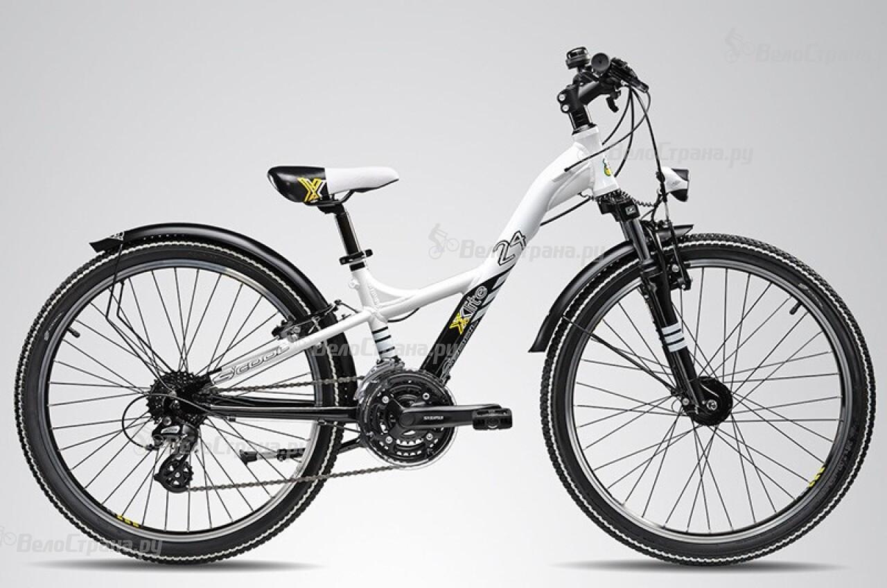 Велосипед Scool XXlite pro 24 24-S (2015)