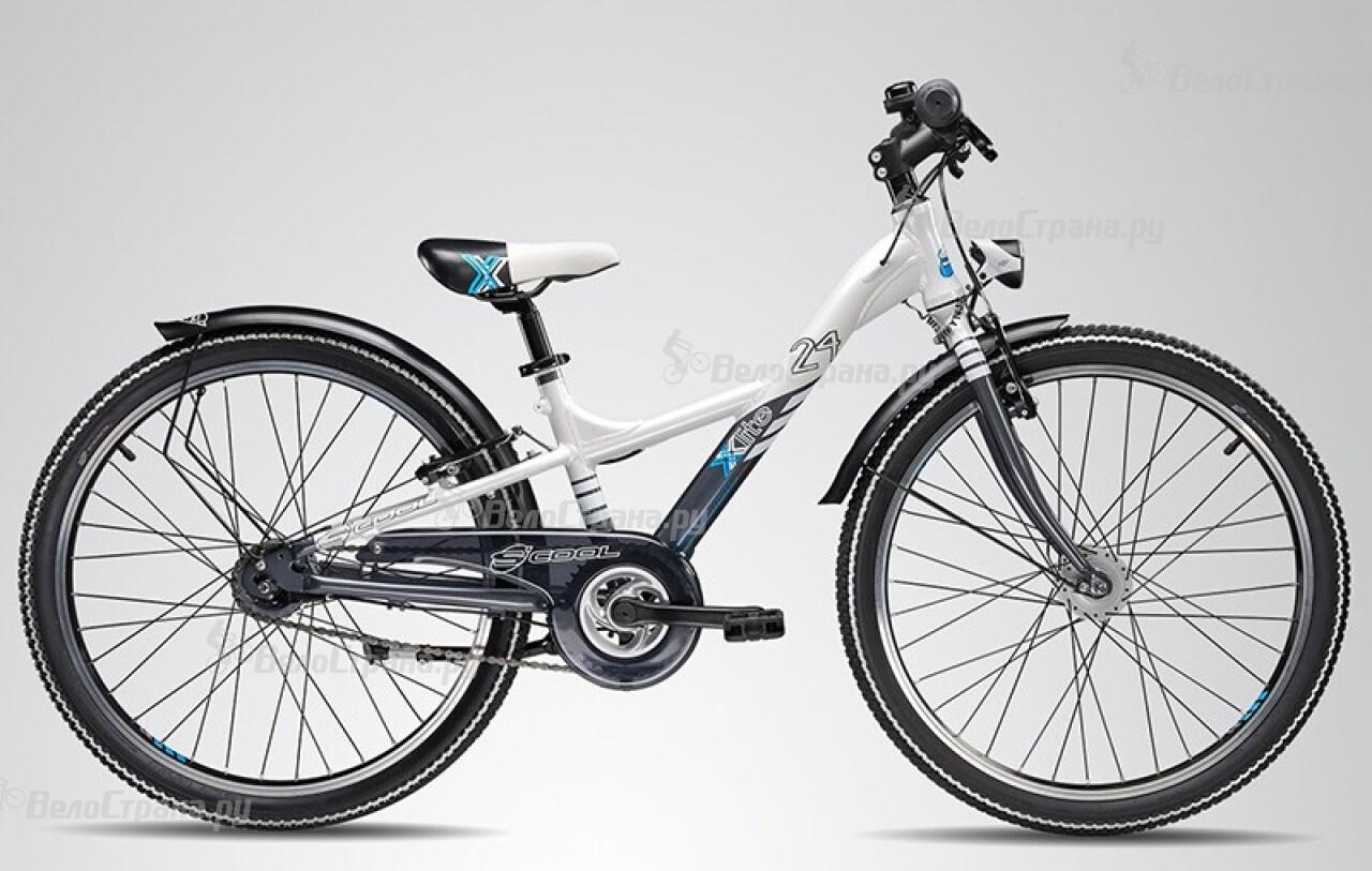 Велосипед Scool XXlite pro 24 7-S (2015)