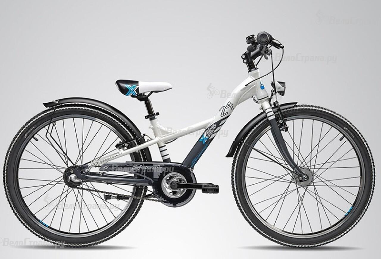 Велосипед Scool XXlite pro 24 3-S (2015)