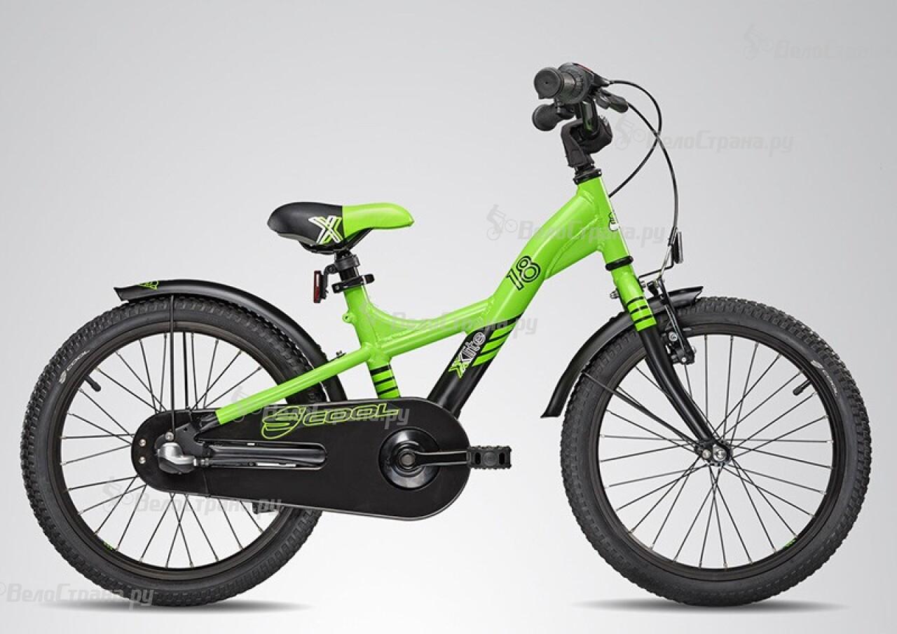 Велосипед Scool XXlite 18 3-S (2015)
