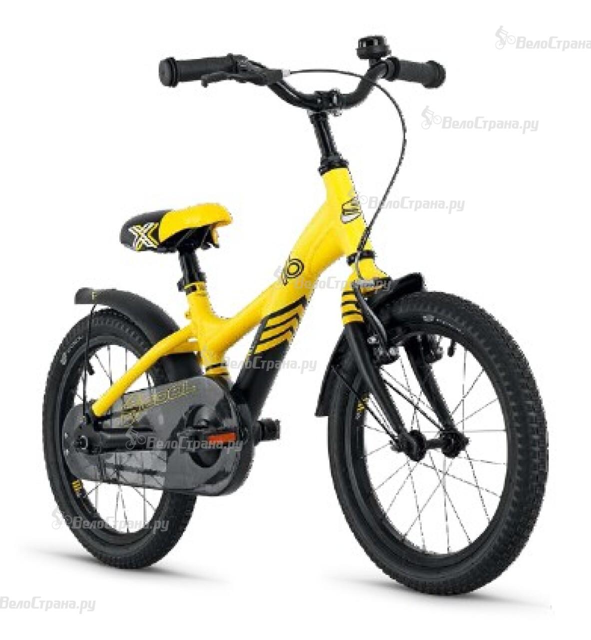 Велосипед Scool XX lite 16 (2014) цена