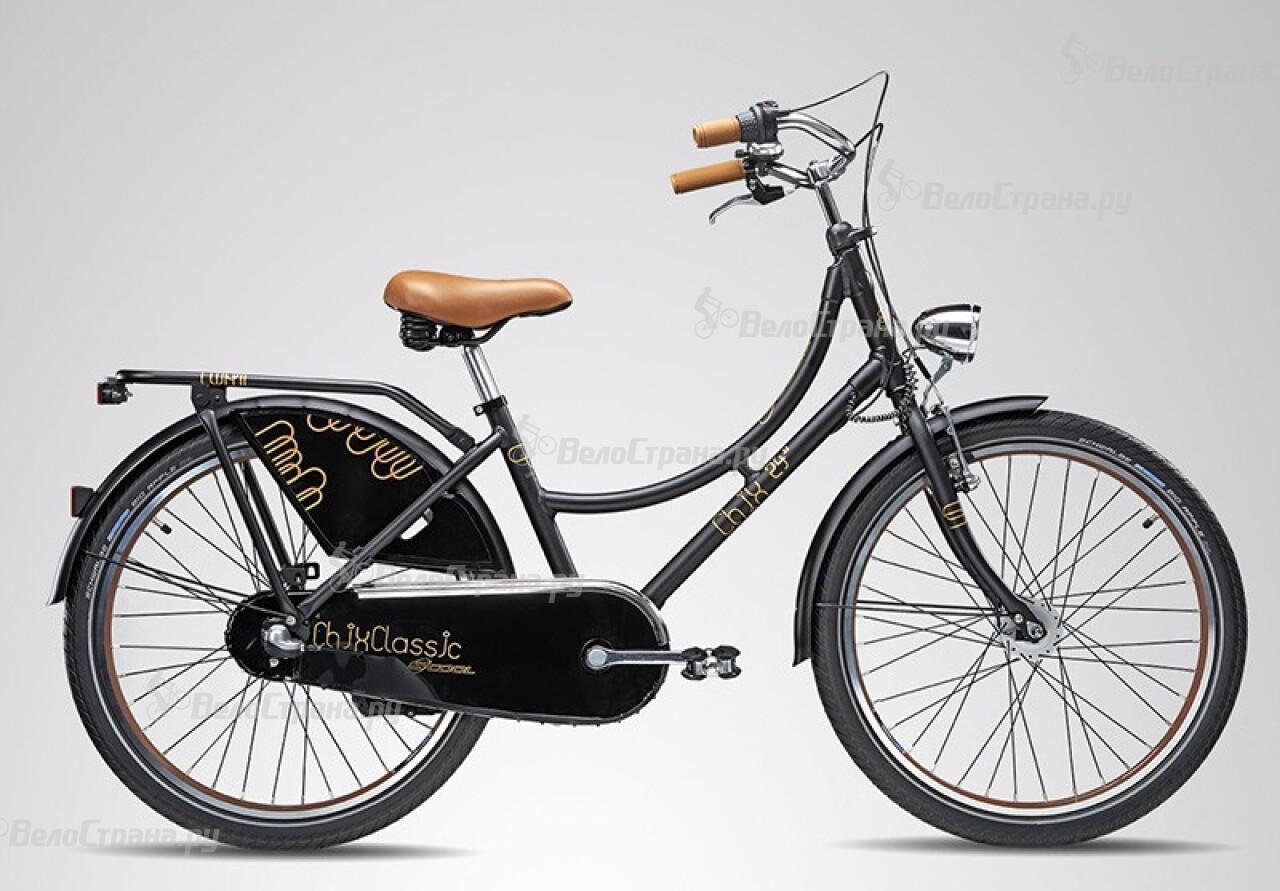 Велосипед Scool chiX classic 24 3-S (2015) велосипед scool chix pro 24 24 s 2016