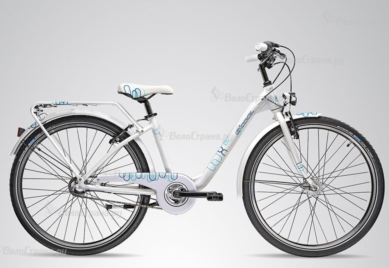 Велосипед Scool chiX pro 26 3-S (2015) 2015 csm360