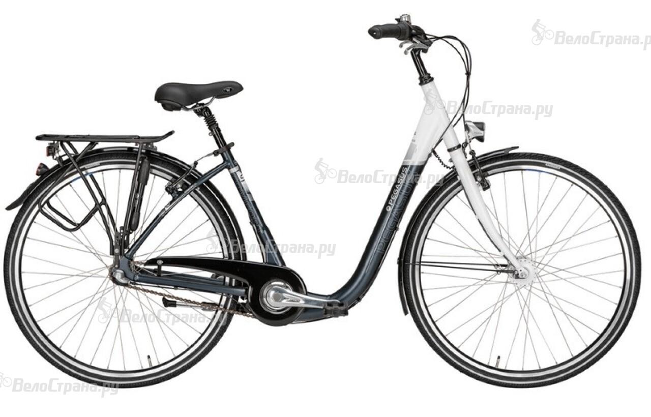 Велосипед Pegasus Comfort SL (Deep7) (2015) велосипед pegasus piazza gent 7 2017