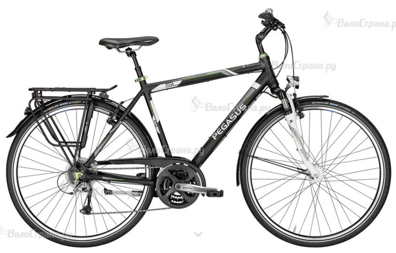 Велосипед Pegasus Solero SL Sport (2015) велосипед pegasus solero sl gent 7 2016