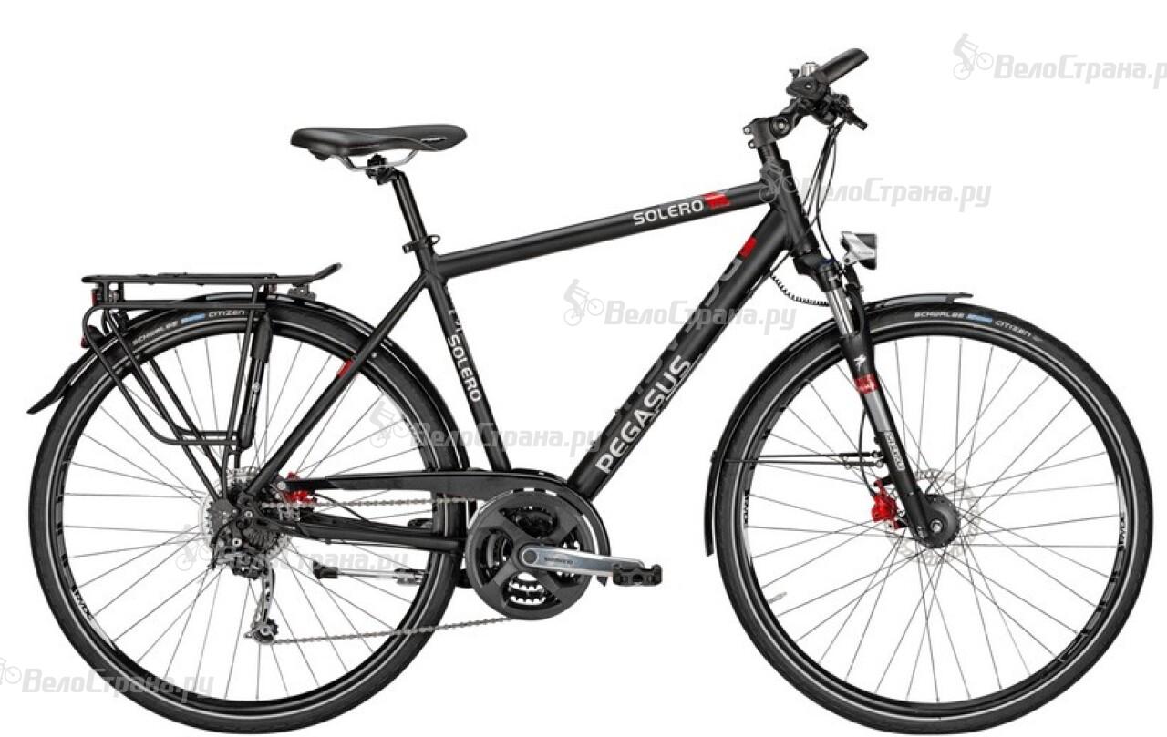 Велосипед Pegasus Solero SL Disc (Gent24) (2015) велосипед pegasus avanti atb gent 21 sp 26 2016