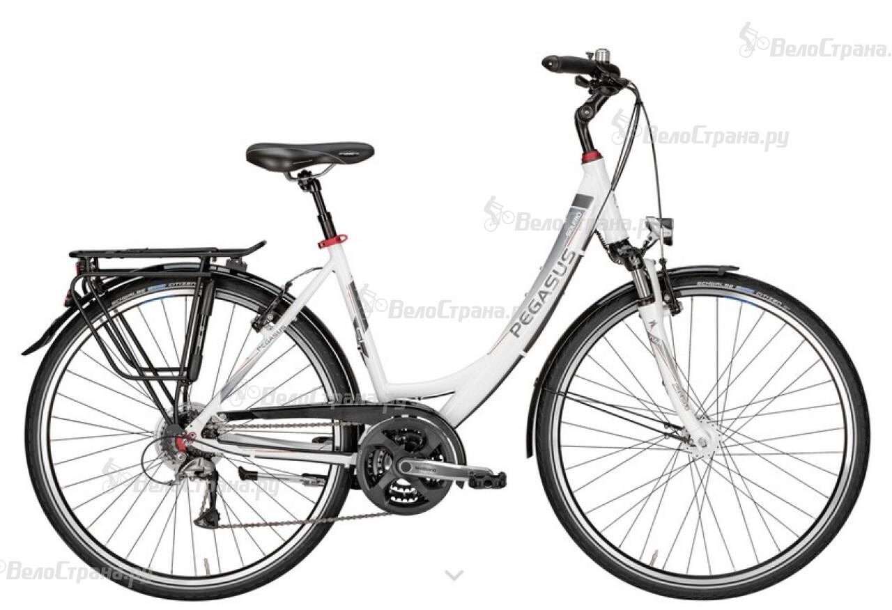 Велосипед Pegasus Solero SL (Wave24) (2015) велосипед pegasus piazza wave 8 sp 28 2016