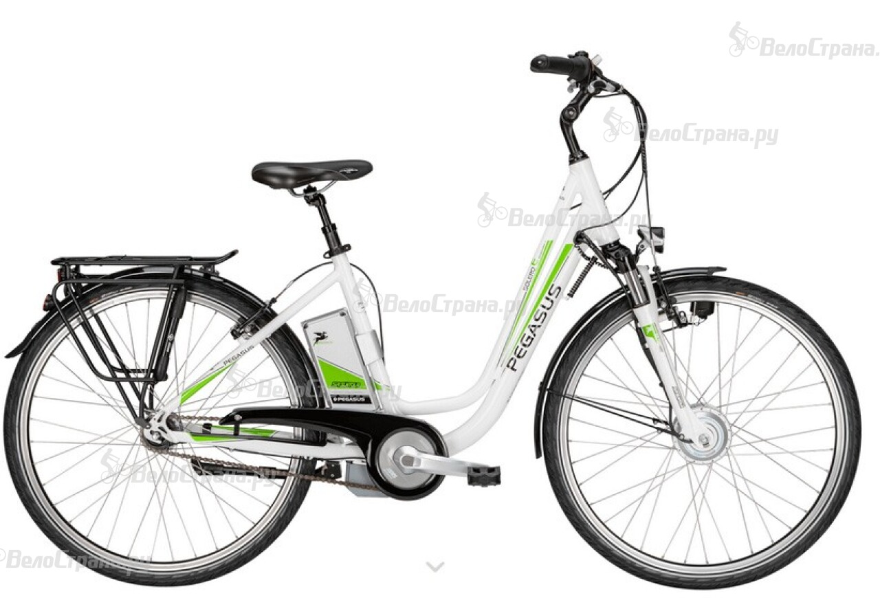 Велосипед Pegasus Solero E (2015) велосипед pegasus solero sl gent 7 2016