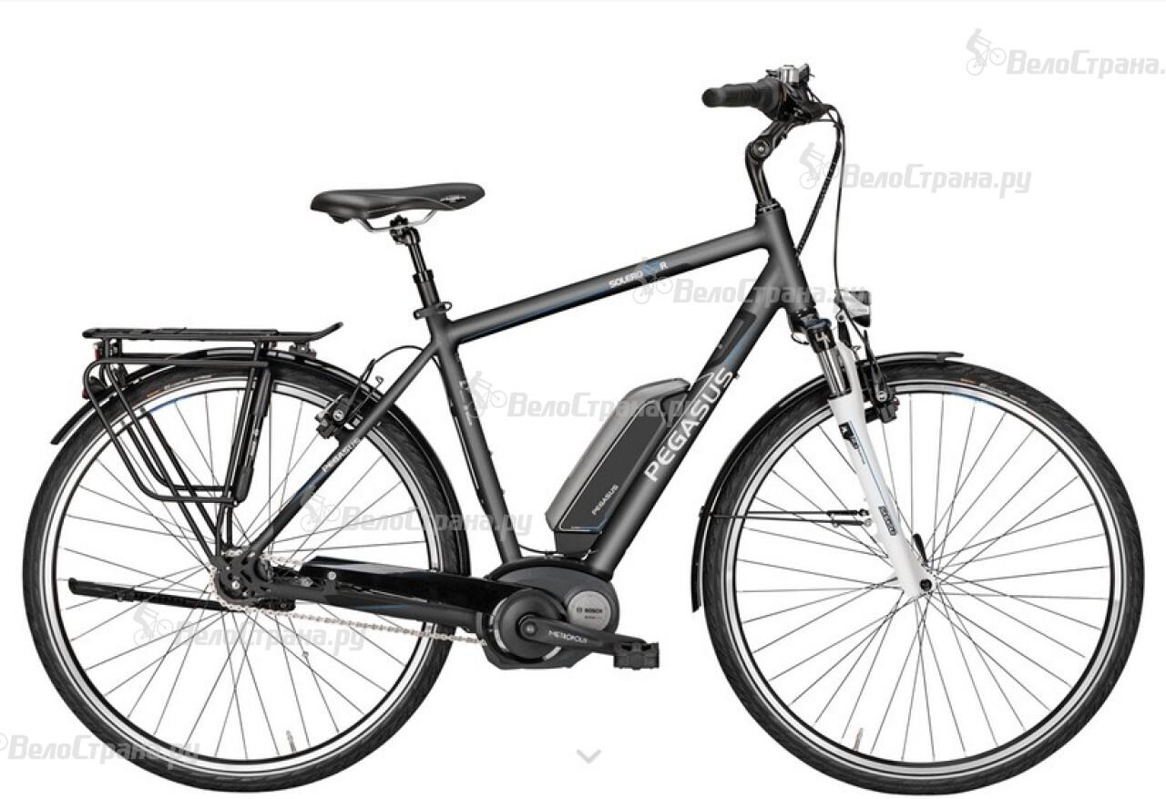 Велосипед Pegasus Solero E7 R (2015) велосипед pegasus piazza gent7 2015