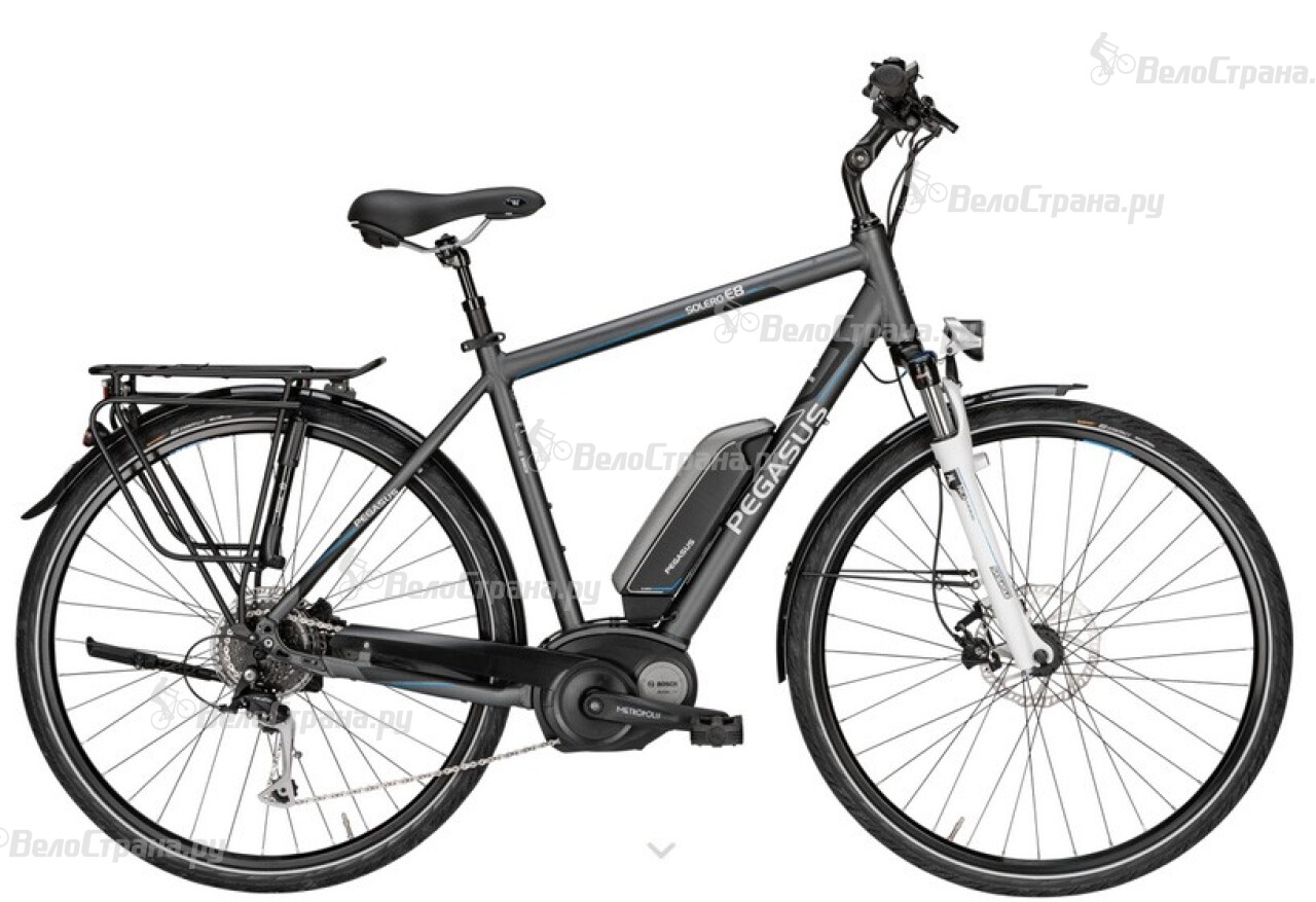 Велосипед Pegasus Solero E8 F (2015) велосипед pegasus piazza gent7 2015