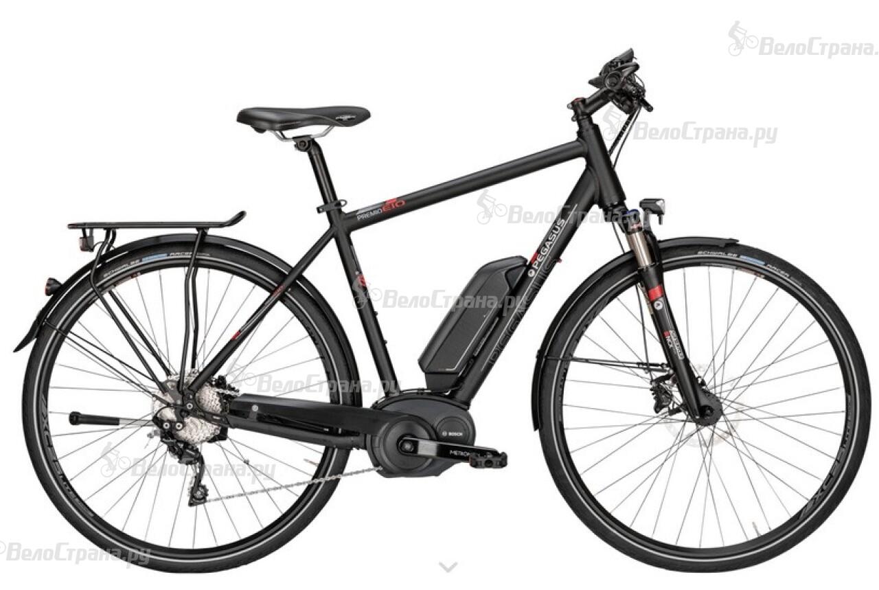 Велосипед Pegasus Premio E10 (2015) велосипед pegasus piazza gent7 2015