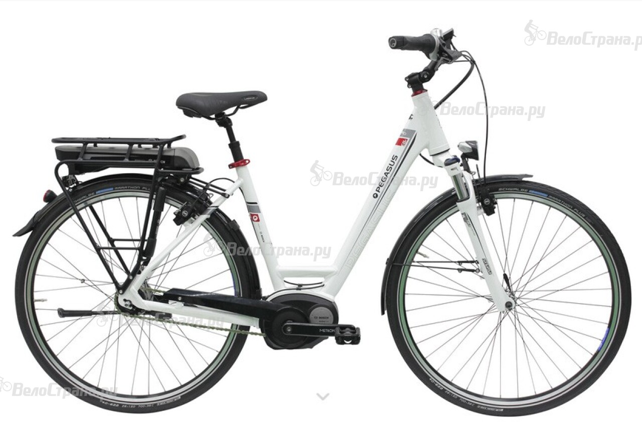 Велосипед Pegasus Premio E8 F (2015) бампер задний premio новосибирск