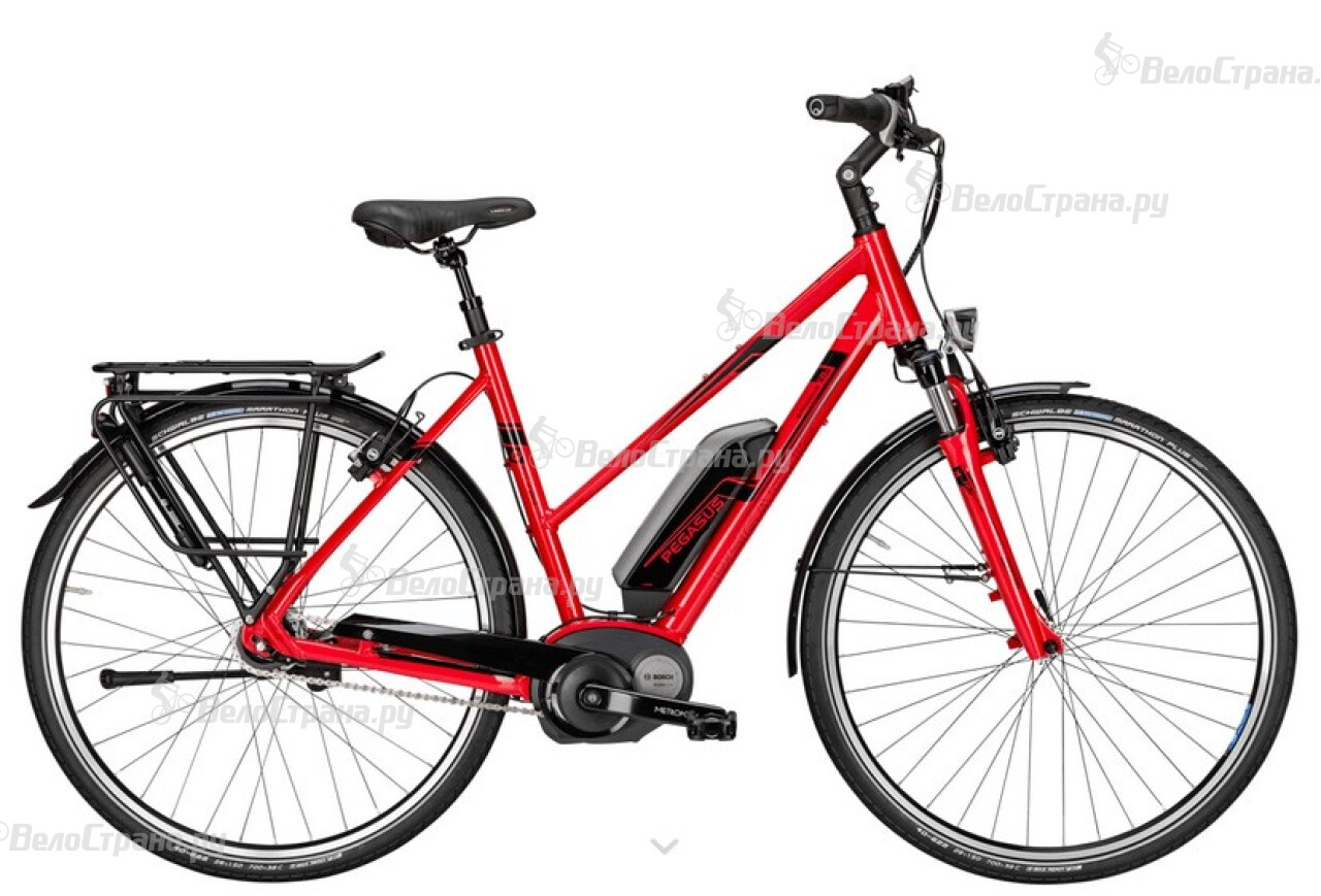 Велосипед Pegasus Premio E8 R (2015) бампер задний premio новосибирск
