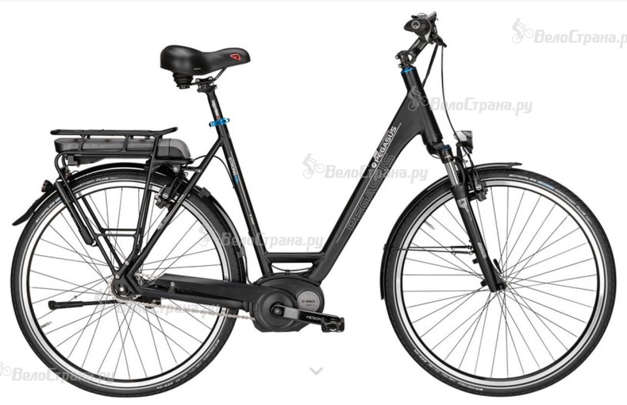 Велосипед Pegasus Strong E8 R (2015) велосипед r toys galaxy лучик vivat 10 8 красный трехколёсный