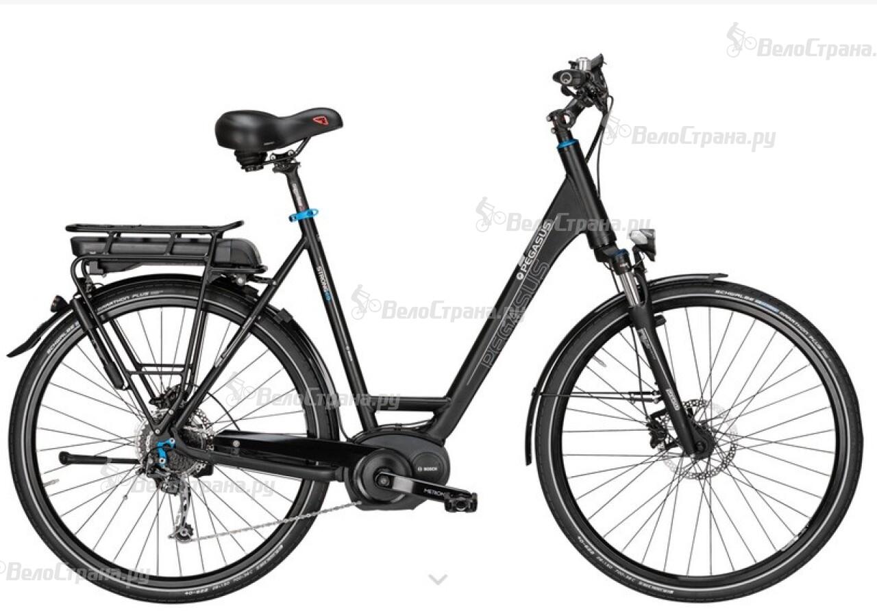 Велосипед Pegasus Strong E9 (2015) велосипед pegasus piazza wave7 2015
