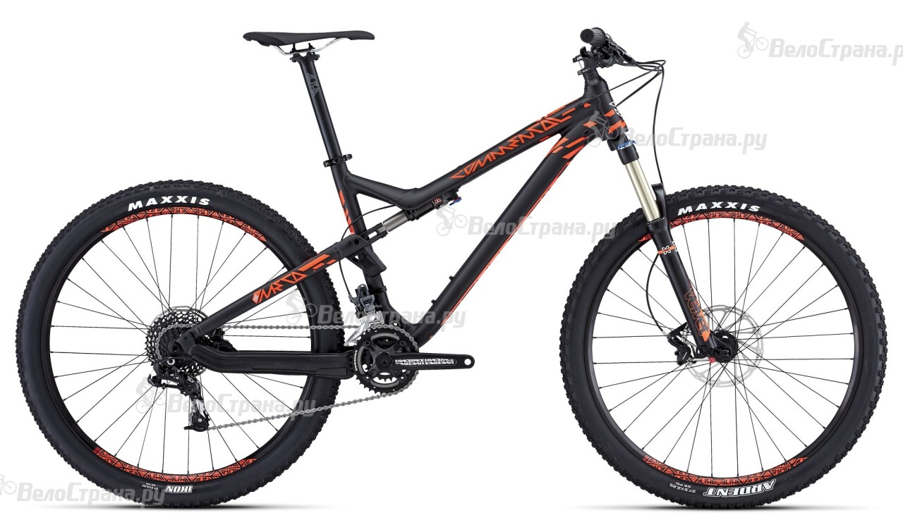 Велосипед Commencal Meta Trail Origin Plus (2015) киев михаила булгакова