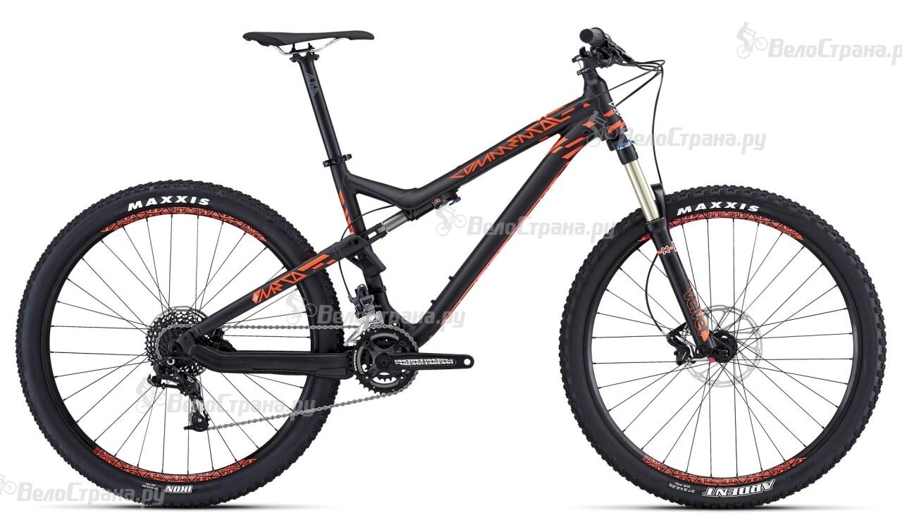 Велосипед Commencal Meta Trail Origin Plus (2015)