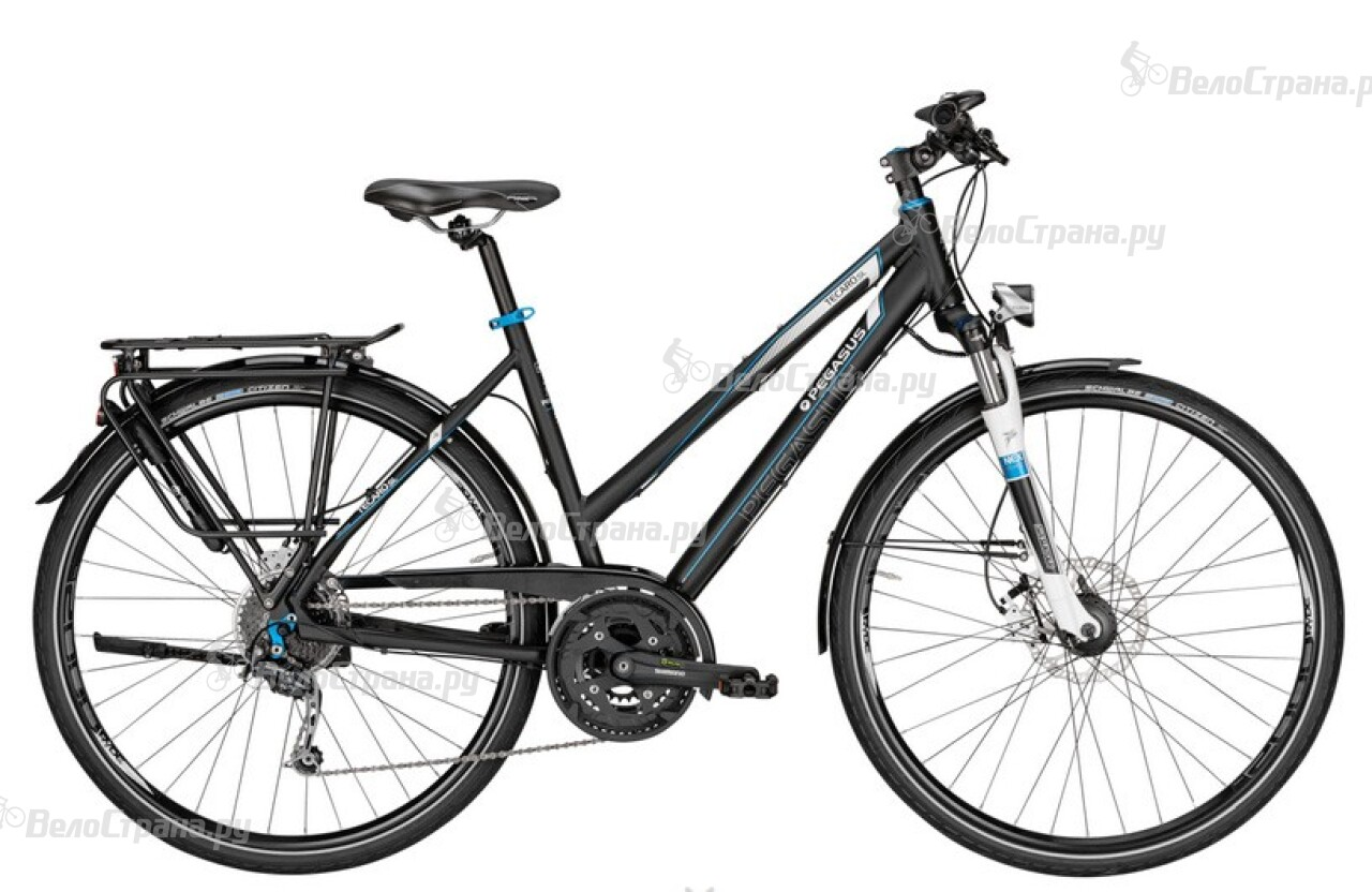 Велосипед Pegasus Tecaro SL (2015) 2015 csm360