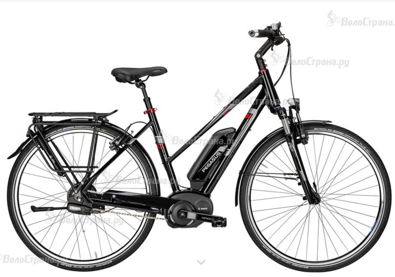 Велосипед Pegasus Premio Nu-E (2015) велосипед pegasus piazza gent 7 sp 28 2016