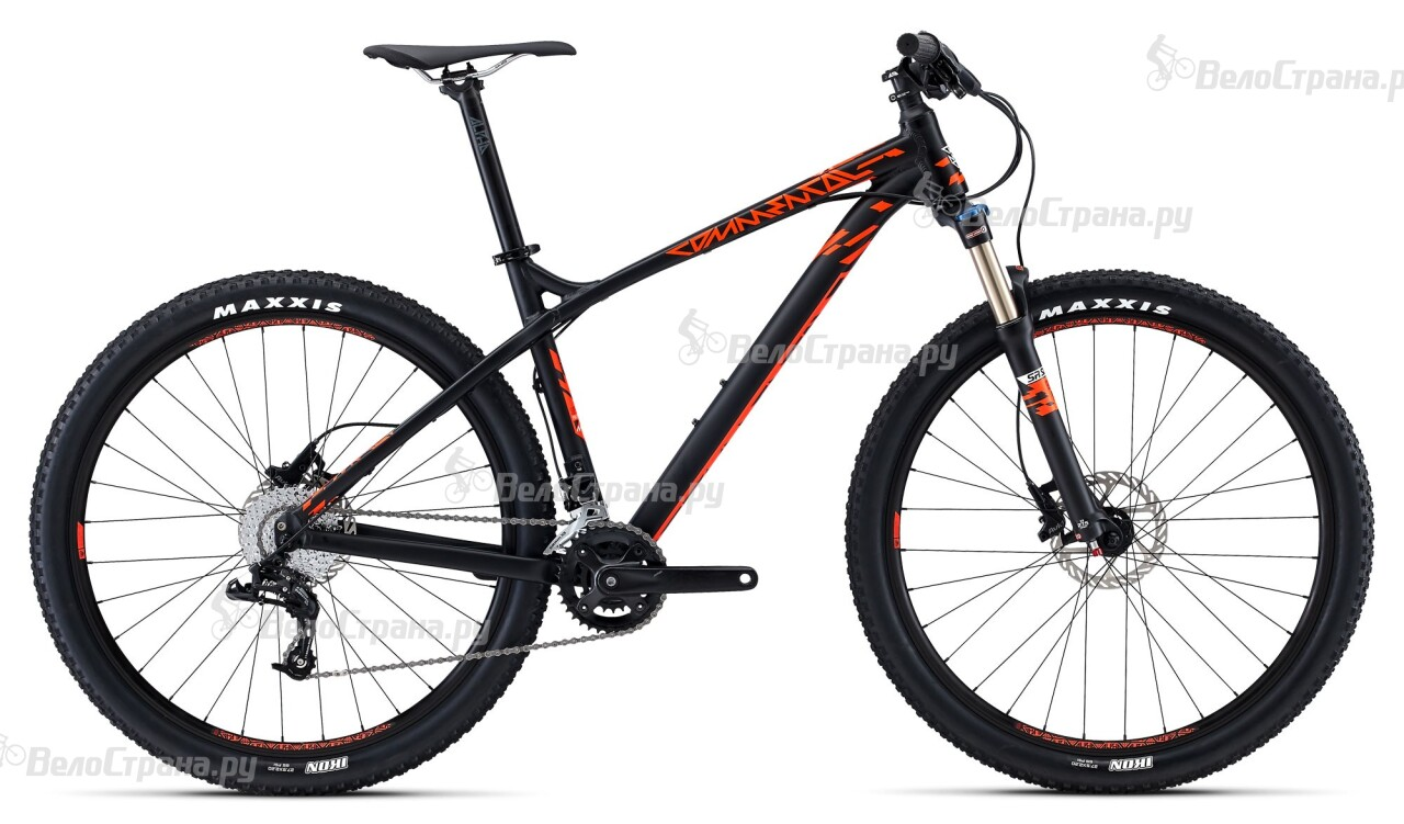 Велосипед Commencal Meta Trail HT Essential 29 (2015) jd коллекция половина finger black дефолт