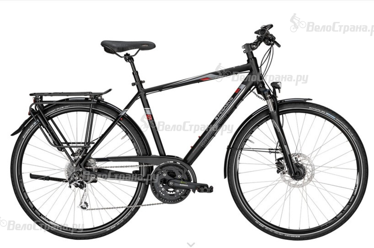Велосипед Pegasus Premio SL Disc (2015) велосипед pegasus piazza wave7 2015