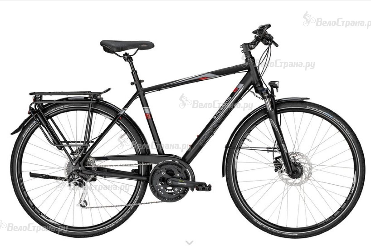 Велосипед Pegasus Premio SL Disc (2015) бампер задний premio новосибирск