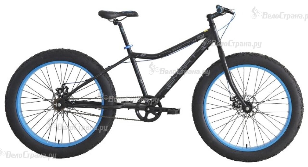 Велосипед Smart FATTY (2015) велосипед smart fatty 2015
