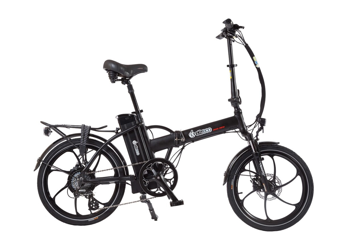 Велосипед Eltreco JAZZ 500W VIP (2016) книга для записей с практическими упражнениями для здорового позвоночника