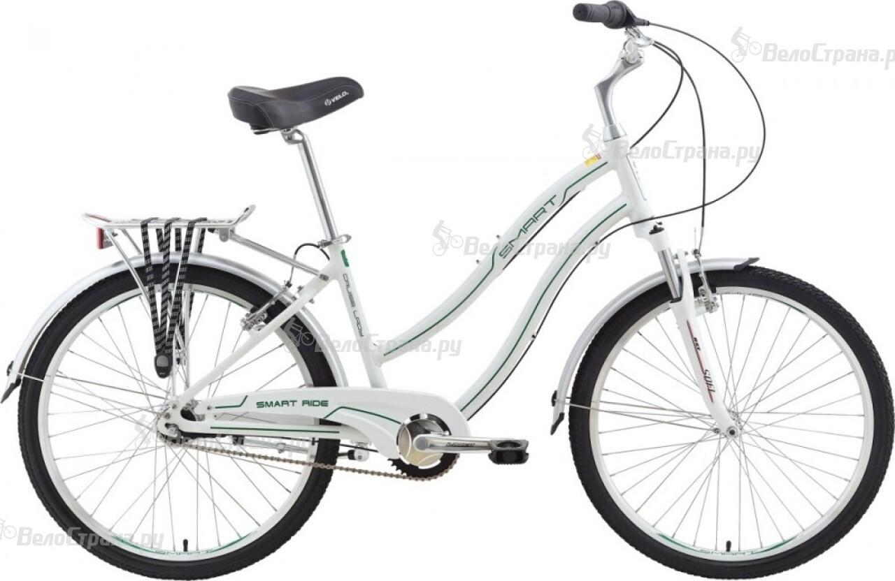 Велосипед Smart CRUISE LADY 500 (2015) велосипед smart 500 2015