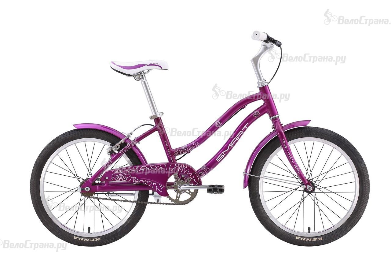 Велосипед Smart ONE MOOV GIRL 20 (2015) hepa фильтр filtero fth 39 sam для samsung